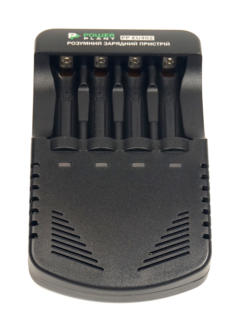 В наличии - Зарядное устройство PowerPlant для аккумуляторов AA, AAA/ PP-EU402 цена, характеристики
