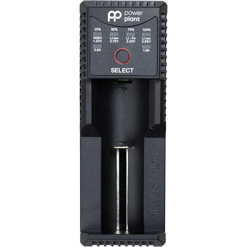 Купить Зарядное устройство PowerPlant для аккумуляторов AA, AAA/ PP-EU100