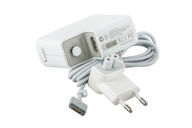 Купить Блок питания для ноутбуков PowerPlant APPLE 220V, 14.85V 45W 3.05A (MagSafe2-L)