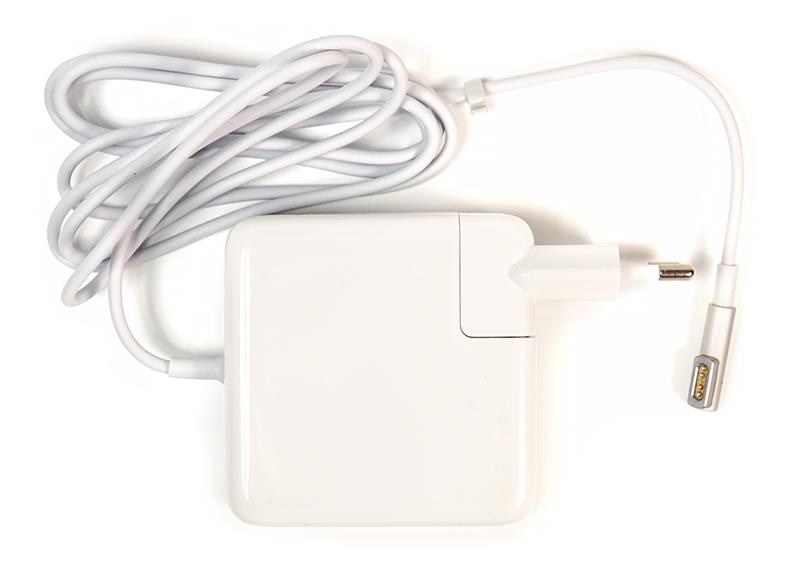 Купить Блок питания для ноутбуков PowerPlant APPLE 220V, 16.5V 60W 3.65A (Magnet tip)