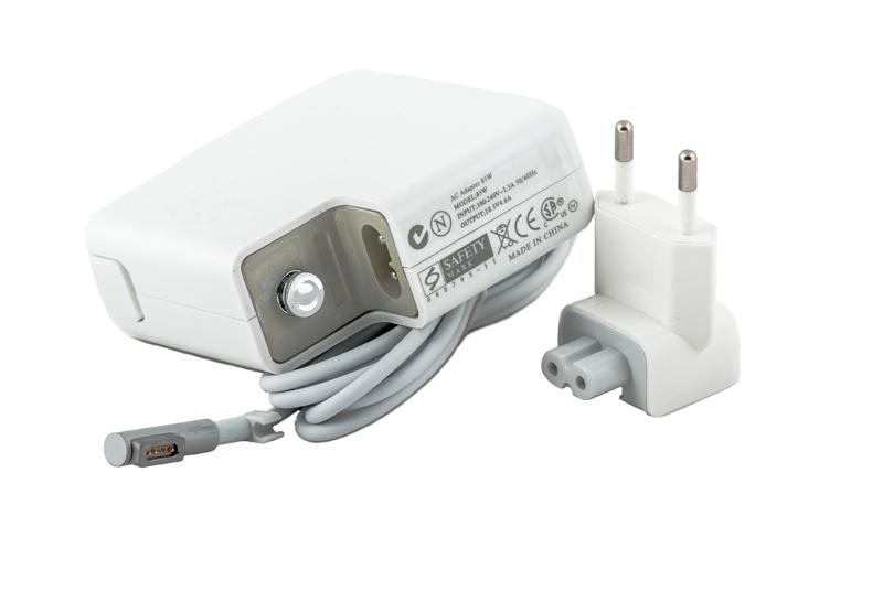 Купить Блок питания для ноутбуков PowerPlant APPLE 220V, 18.5V 85W 4.6A (Magnet tip)