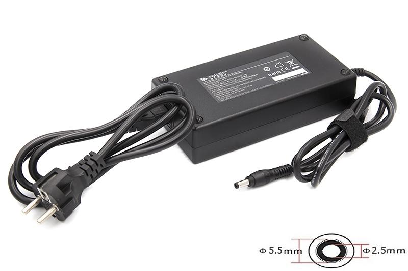 Купить Блок питания для ноутбуков PowerPlant ASUS 220V, 19V 180W 9.5A (5.5*2.5)