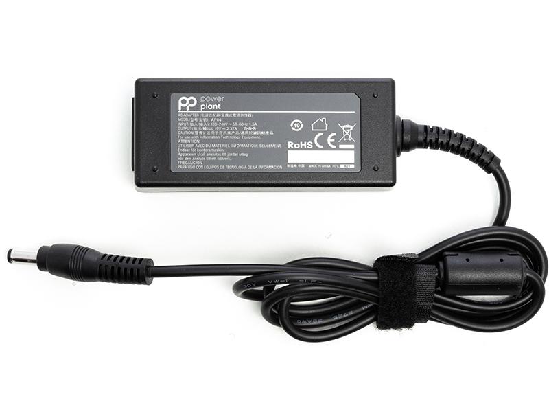 Купить Блок питания для ноутбуков PowerPlant ASUS 220V, 19V 45W 2.37A (5.5*2.5)