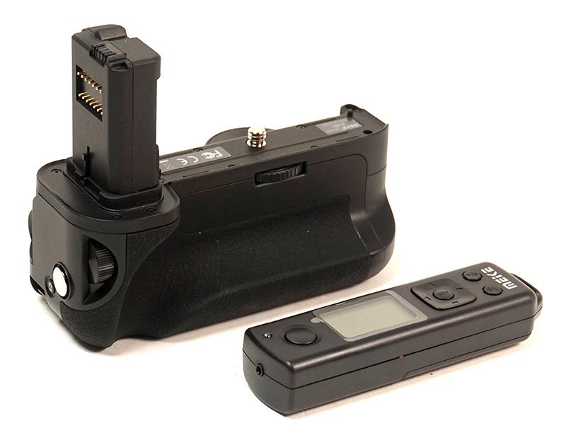 Купить Батарейный блок Meike Sony MK-AR7