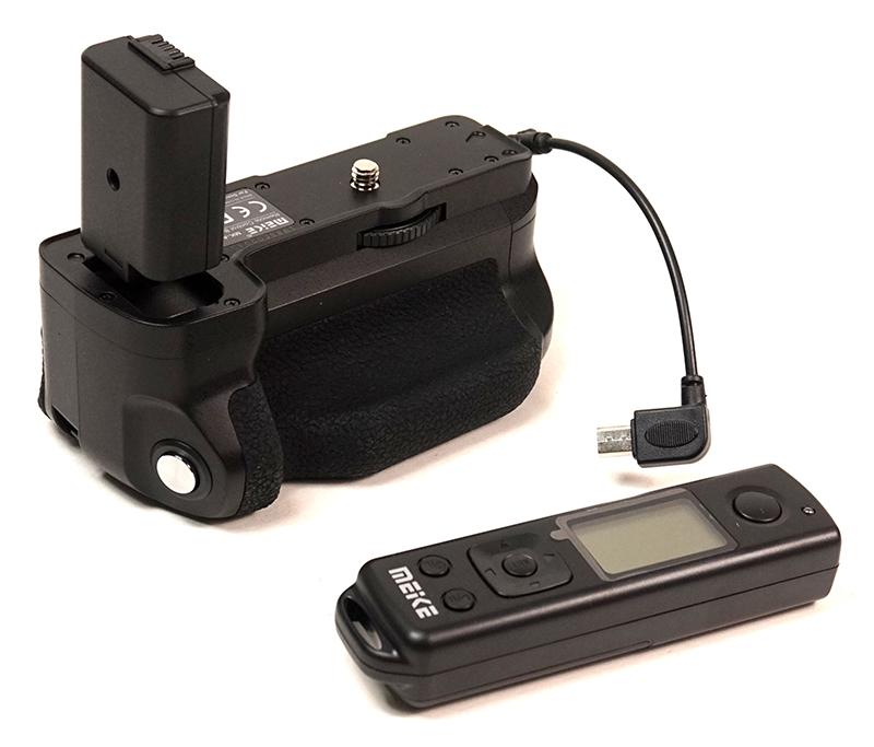 Купить Батарейный блок Meike Sony MK-A6300 PRO