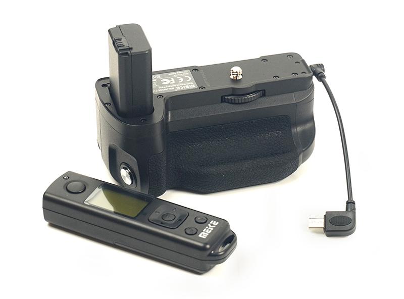 Купить Батарейный блок Meike Sony MK-A6500 Pro