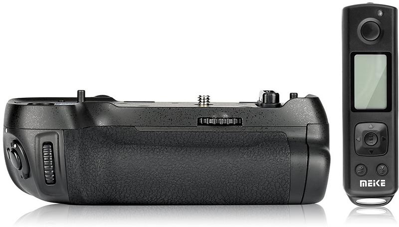 Купить Батарейный блок Meike Nikon MK-D850 PRO
