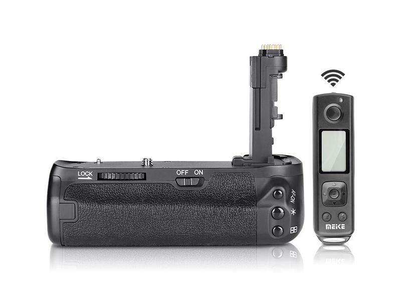 Купить Батарейный блок Meike Canon MK-6D2 PRO