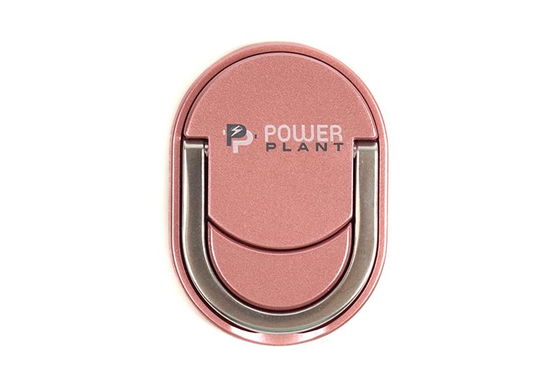 Купить Кольцо держатель для смартфонов PowerPlant, розовое золото