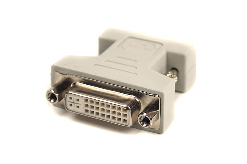 Купить Переходник PowerPlant VGA M - DVI F