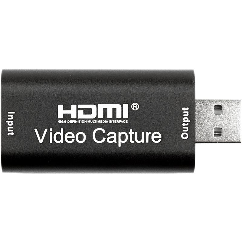 Купить Адаптер PowerPlant HDMI (F) - USB 2.0 (M)