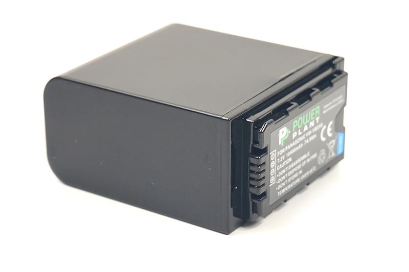 Купить Аккумулятор PowerPlant Panasonic VW-VBD98 10400mAh