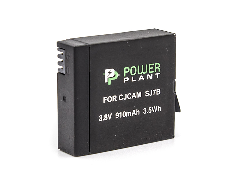 Купить Aккумулятор PowerPlant SJCAM SJ7B 910mAh
