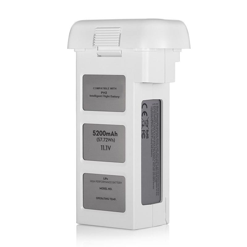Купить Aккумулятор PowerPlant DJI Phantom 2 5200mAh