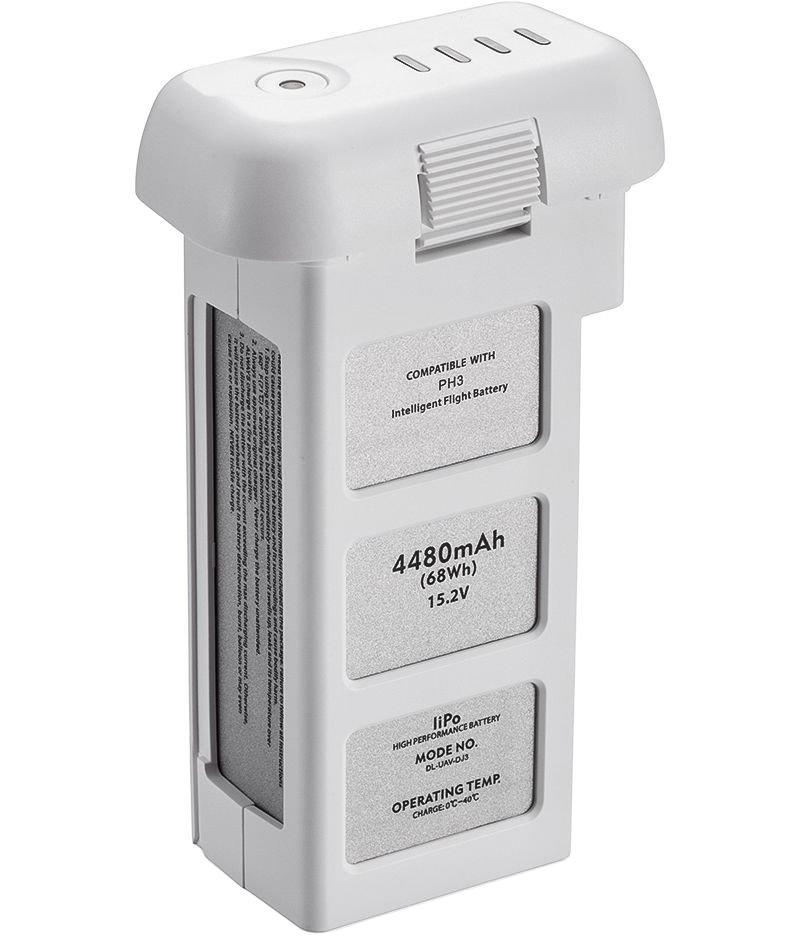 Купить Aккумулятор PowerPlant DJI Phantom 3 4480mAh
