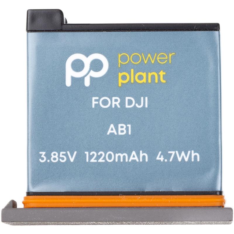 Купить Aккумулятор PowerPlant DJI AB1 1220mAh