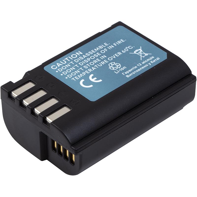 Купить Аккумулятор PowerPlant Panasonic DMW-BLK22 2250mAh