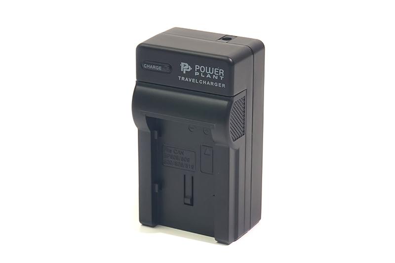 Купить Зарядное устройство PowerPlant Canon BP-807, BP-808, BP-809, BP-819, BP-820, BP-827, BP-828