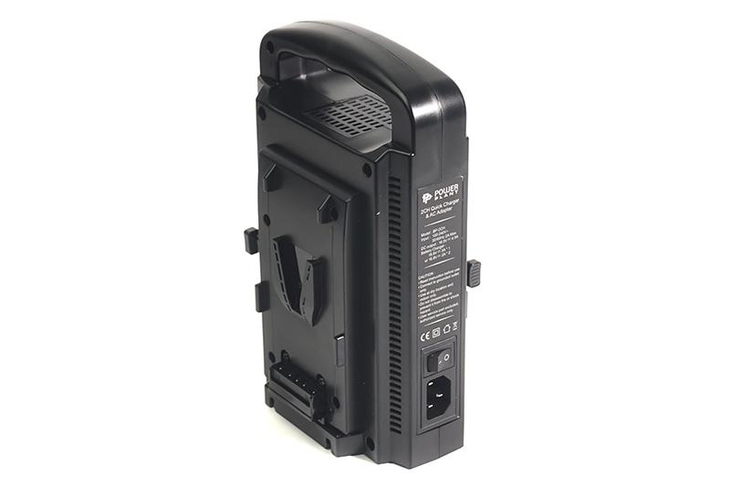 Купить Зарядное устройство PowerPlant Dual Sony BP-95W, BP-150W, BP-190W для двух аккумуляторов