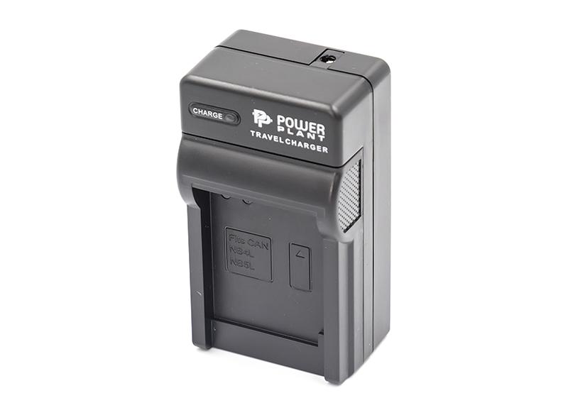 Купить Зарядное устройство PowerPlant Canon NB-5L