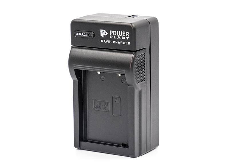 Купить Зарядное устройство PowerPlant Fujifilm NP-W126