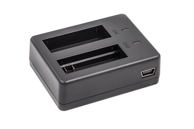 Купить Зарядное устройство PowerPlant SJCAM SJ7B для двух аккумуляторов
