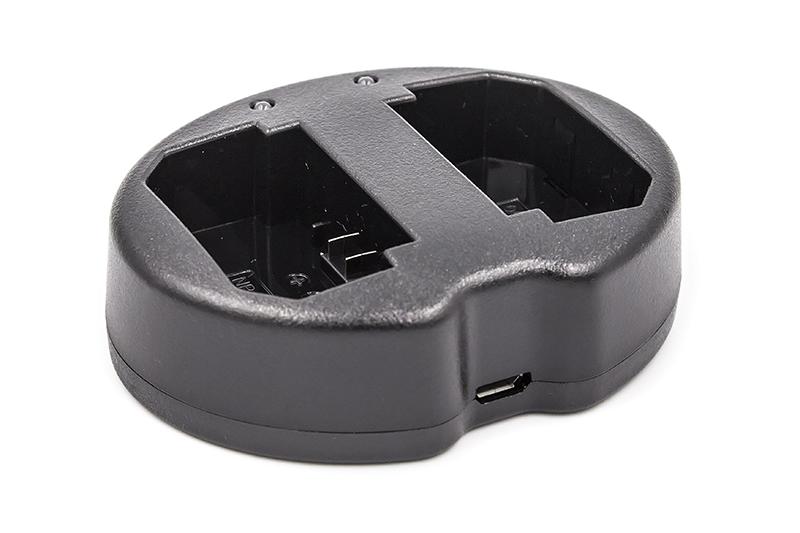 Купить Зарядное устройство PowerPlant Sony NP-FZ100 для двух аккумуляторов