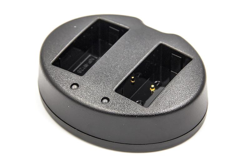 Купить Зарядное устройство PowerPlant Fujifilm NP-W126 для двух аккумуляторов