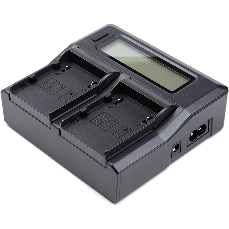 Купить Зарядное устройство PowerPlant Canon BP-A30 для двух аккумуляторов