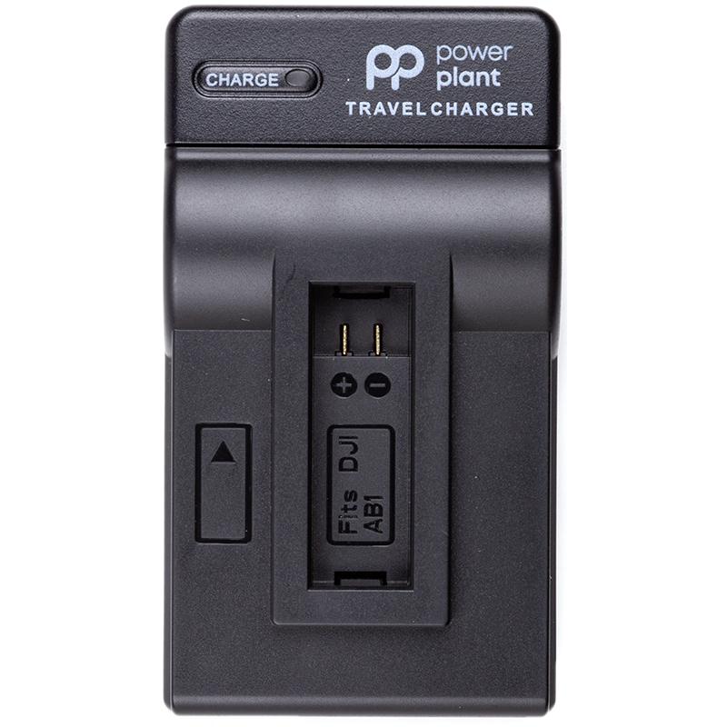 Купить Зарядное устройство PowerPlant DJI Osmo AB1