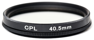 Купить Светофильтр PowerPlant CPL 40.5 мм