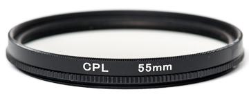 Купить Светофильтр PowerPlant CPL 55 мм