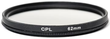 Купить Светофильтр PowerPlant CPL 62 мм