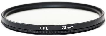 Купить Светофильтр PowerPlant CPL 72 мм