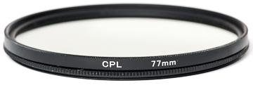Купить Светофильтр PowerPlant CPL 77 мм
