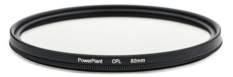 Купить Светофильтр PowerPlant CPL 82 мм