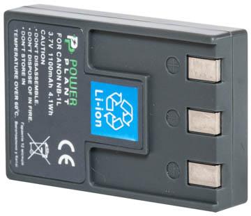 Купить Аккумулятор PowerPlant Canon NB-1LH, NB-1L 1100mAh