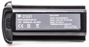 Купить Аккумулятор PowerPlant Canon NP-E3 2200mAh