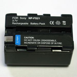 В наличии - Aккумулятор PowerPlant Sony NP-FS21 3000mAh цена, характеристики