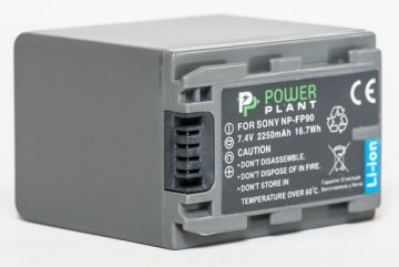 Купить Aккумулятор PowerPlant Sony NP-FP90 2250mAh