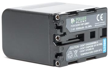 Купить Aккумулятор PowerPlant Sony NP-FM90/QM91 4500mAh