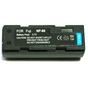 Купить Аккумулятор PowerPlant Fuji NP-80 800mAh