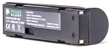 Купить Аккумулятор PowerPlant  Fuji NP-100 2200mAh