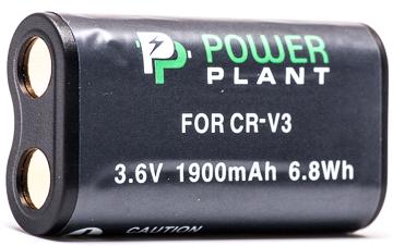 Купить Аккумулятор PowerPlant Olympus LI-O1B, CRV3 1900mAh