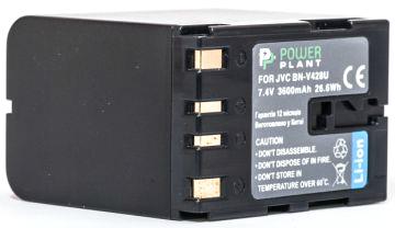Купить Аккумулятор PowerPlant JVC BN-V428 3600mAh