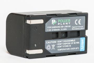 Купить Аккумулятор PowerPlant Samsung SB-LSM160 2100mAh