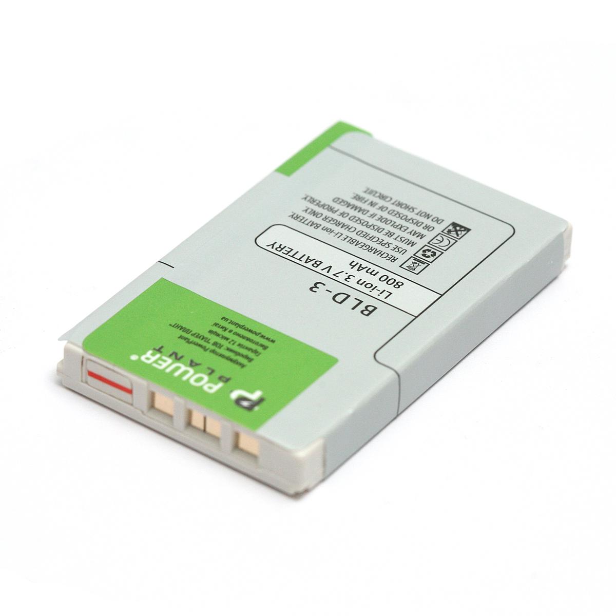 Купить Аккумулятор PowerPlant Nokia 7210, 7250 (BLD-3) 800mAh