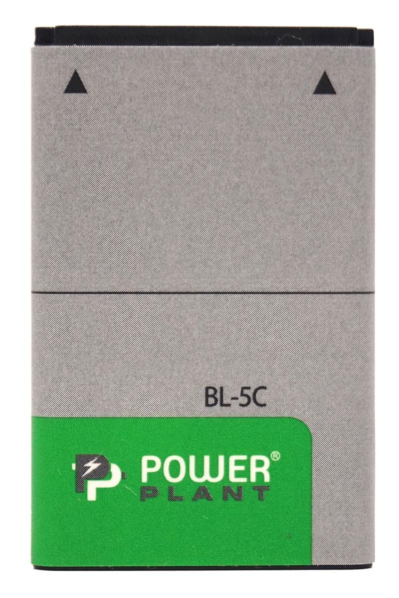 Купить Аккумулятор PowerPlant Nokia 5130, 6108 (BL-5C) 1020mAh