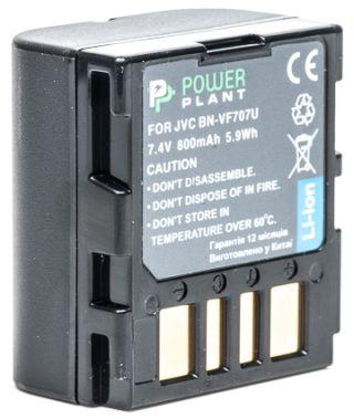 Купить Аккумулятор PowerPlant JVC BN-VF707U 800mAh
