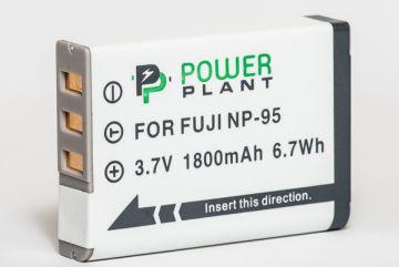 Купить Аккумулятор PowerPlant Fuji NP-95 1800mAh